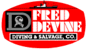 Fred Devine Diving & Salvage Co.png